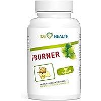 ICG Health FBURNER - Stoffwechsel - Gewichtsverlust - 90 Kapseln
