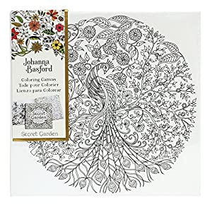 Nice Amazoncom Johanna Basford Secret Garden Coloring Canvas  With Goodlooking Johanna Basford Secret Garden Coloring Canvas  Peacock With Amusing Garden Fountain Pumps Also Local Landscape Gardeners In Addition Garden Hill Medical Centre And Garden Furniture Sale Ebay As Well As Monsoon Covent Garden Additionally Shops At Jersey Gardens Mall From Amazoncom With   Goodlooking Amazoncom Johanna Basford Secret Garden Coloring Canvas  With Amusing Johanna Basford Secret Garden Coloring Canvas  Peacock And Nice Garden Fountain Pumps Also Local Landscape Gardeners In Addition Garden Hill Medical Centre From Amazoncom