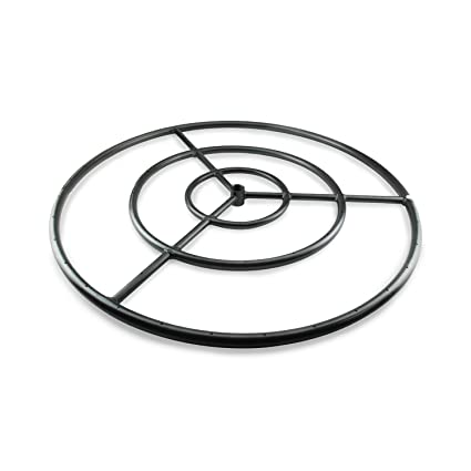 Amazon Com Fire Ring Burner For Fire Pits And Fireplaces