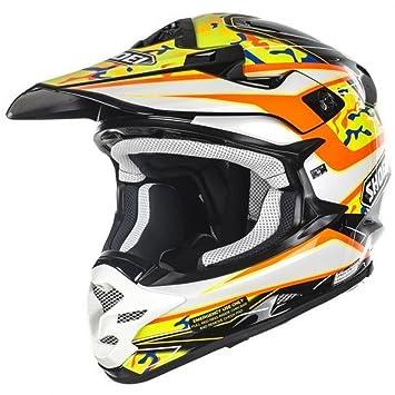 Shoei VFX de W Disturbio TC8 Offroad de motocicleta de casco