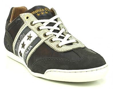 Pantofola D`oro Ascoli Piceno Low schwarz dark navy: Amazon