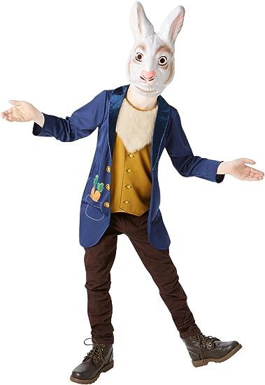 Rubies - Disfraz infantil del Sr. conejo blanco de Alicia en el ...