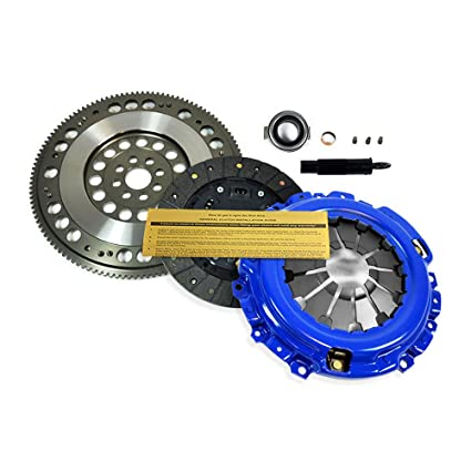 Amazon.com: EFT STAGE 2 CLUTCH KIT & CHROMOLY FLYWHEEL ACURA RSX HONDA CIVIC Si K20A2 K20A3: Automotive
