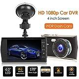 MKChung SE008 Car DVR Camera HD 1080p 170 Lens