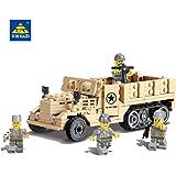 Kazi Building Block Century Military M2 Half Track Usaf #82003 205pcs