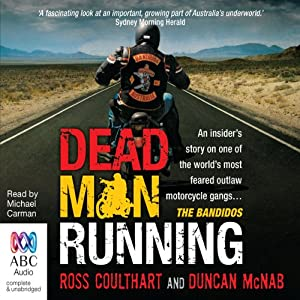Dead Man Running Audiobook