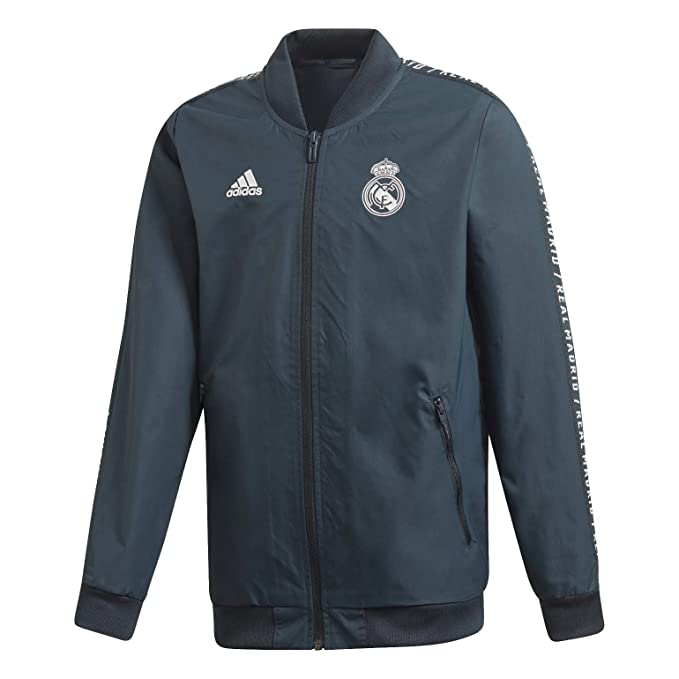 Amazon.com: adidas Real Madrid 2018-19 - Chaqueta para mujer ...