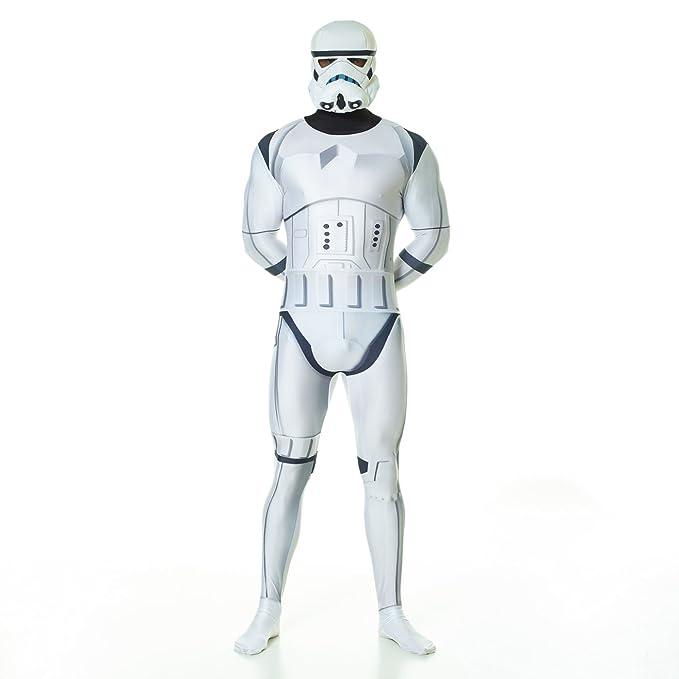 Amazon.com: Morphsuits Costume - Star Wars - Stormtrooper ...