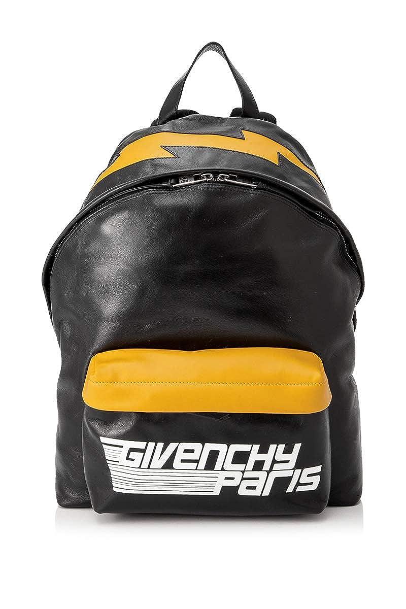(GIVENCHY)ジバンシィ カーフスキンレザー リュックデイパック メンズ 新品   B07NXXV4FS