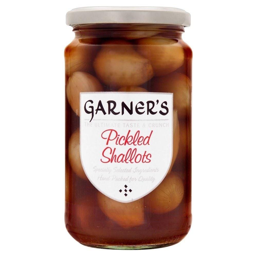 Garner's Pickled Shallots (300g) by Garners (Image #1)