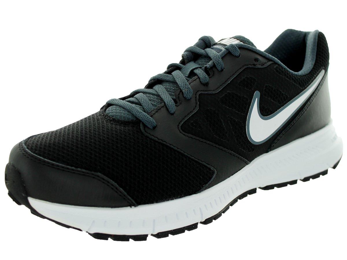 Nike Downshifter 6 Running Shoe B077Z2XFLC 8.5 D(M) US|Black/White/Dark Magnet Grey