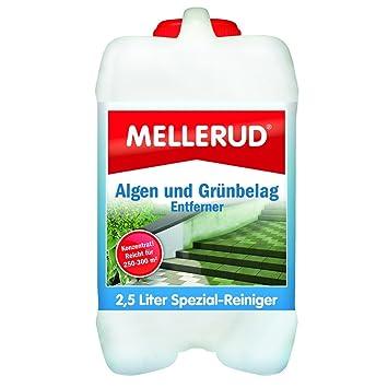 Lieblings MELLERUD Algen und Grünbelag Entferner 2,5 L 2001000127: Amazon.de #RY_33