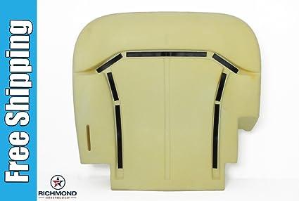 Chevy Silverado Replacement Seats >> 2000 Chevy Silverado 1500 Lt Ls Replacement Seat Foam Cushion Driver Bottom