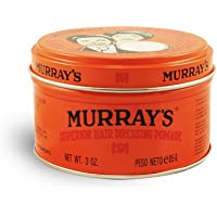 Murray's Superior Hair Dressing Pomade, 3 Ounce (Pack of 3)
