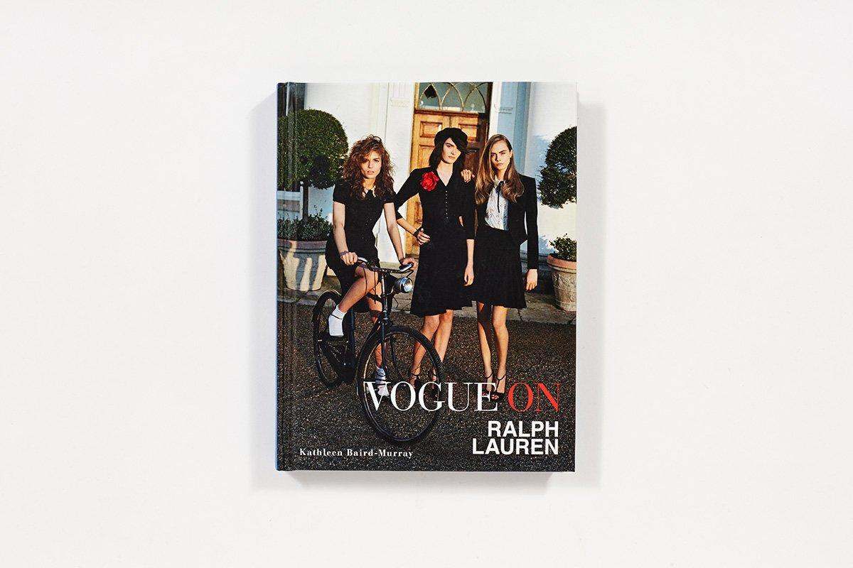 Vogue on Ralph Lauren  Kathleen Baird-Murray  9781419715891  Amazon.com   Books 526fc747e7