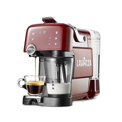 Lavazza máquina Café Fantasia, 1200 W Rubin Red: Amazon.es ...