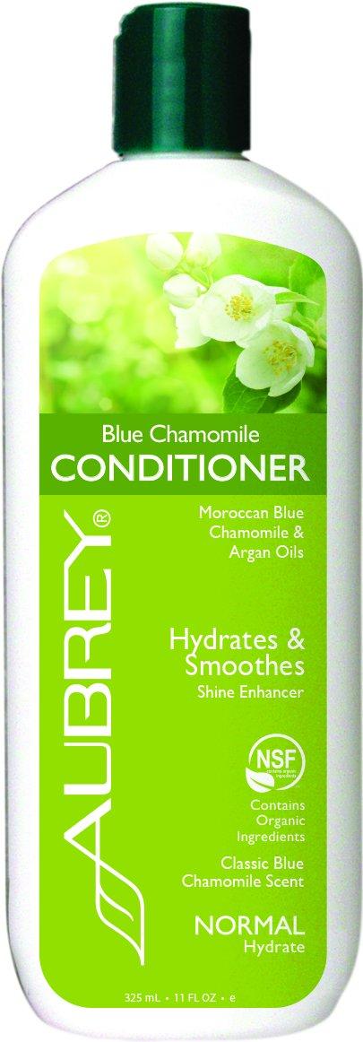 Aubrey Organics Hydrating Conditioner - Blue Chamomile - 11 oz