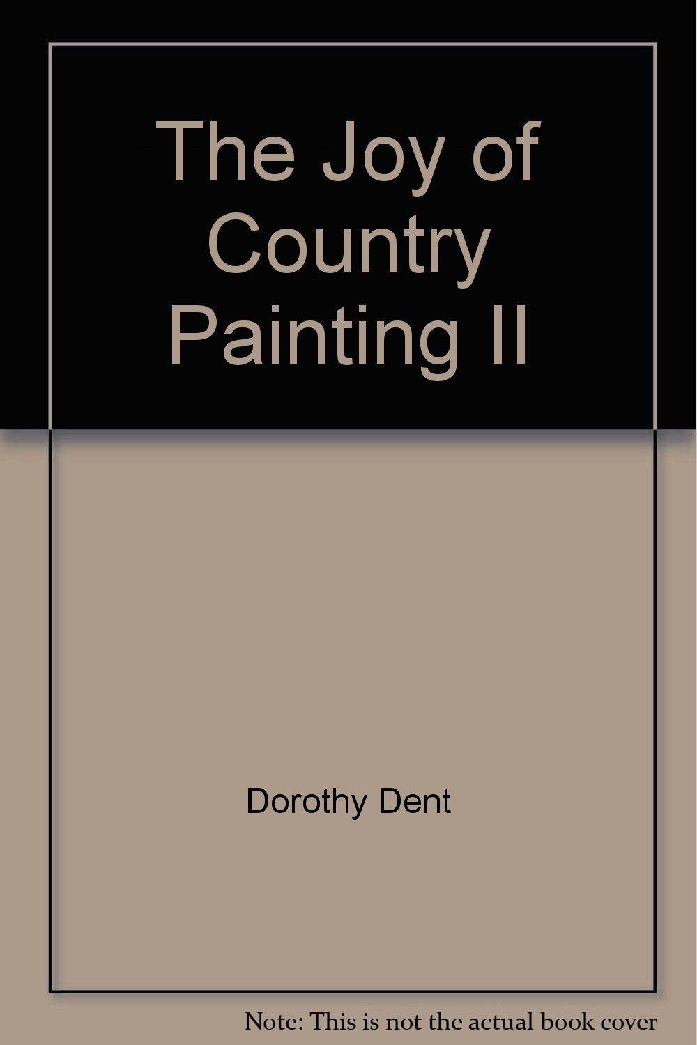The Joy of Country Painting