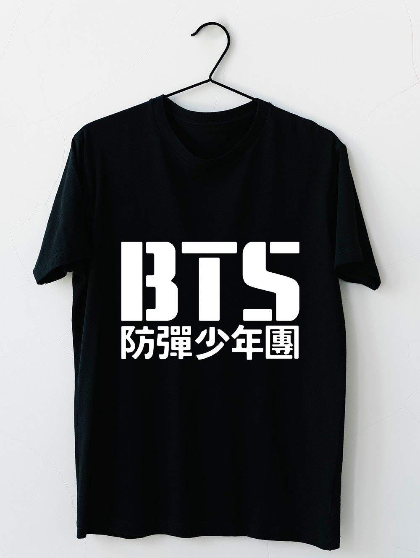 Bts Bangtan Logo Text 2 T Shirt For Unisex