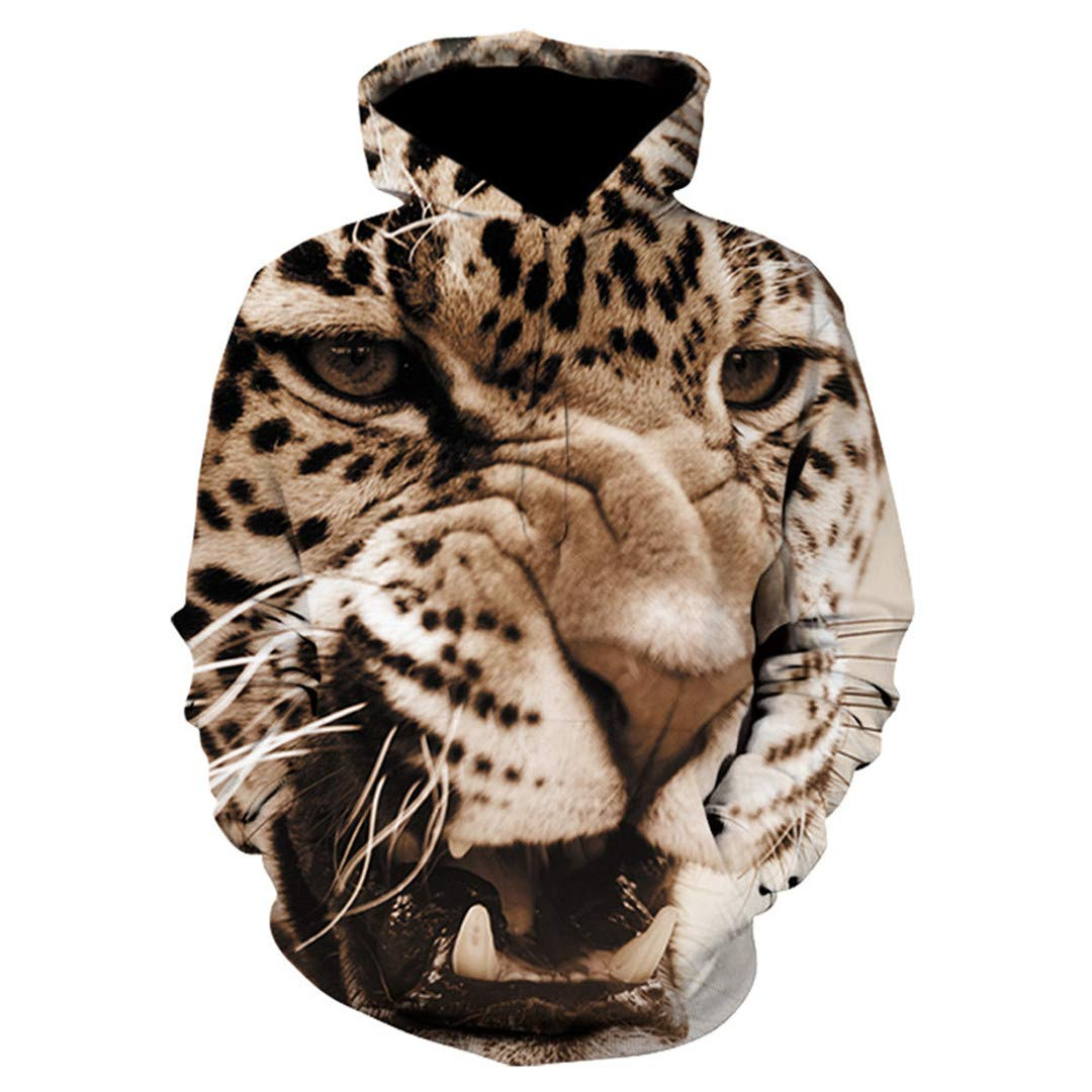 Amazon.com: 3D Pattern Hoodies Male Autumn Winter Sweatshirt Casual Clothing Jacket: Clothing