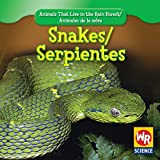 Snakes/Serpientes, Julie Guidone, 1433900661