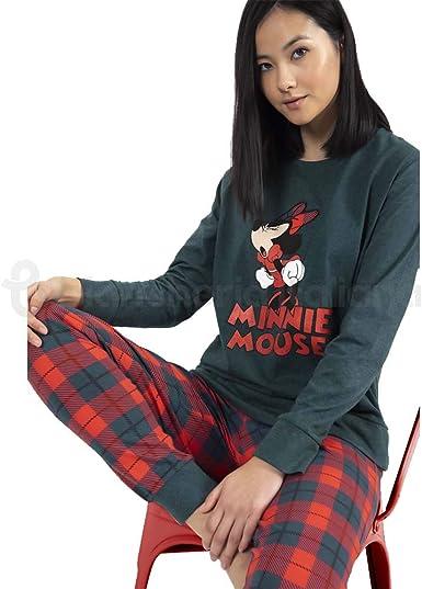 Pijamas disney mujer