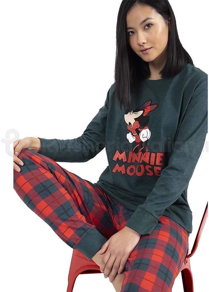 Disney Minnie Mouse 54310 - Pijama de invierno para mujer ...
