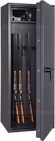 Armario para armas EN 1143-1 grado 1 pistola-caja fuerte 1-8: Amazon.es: Bricolaje y herramientas