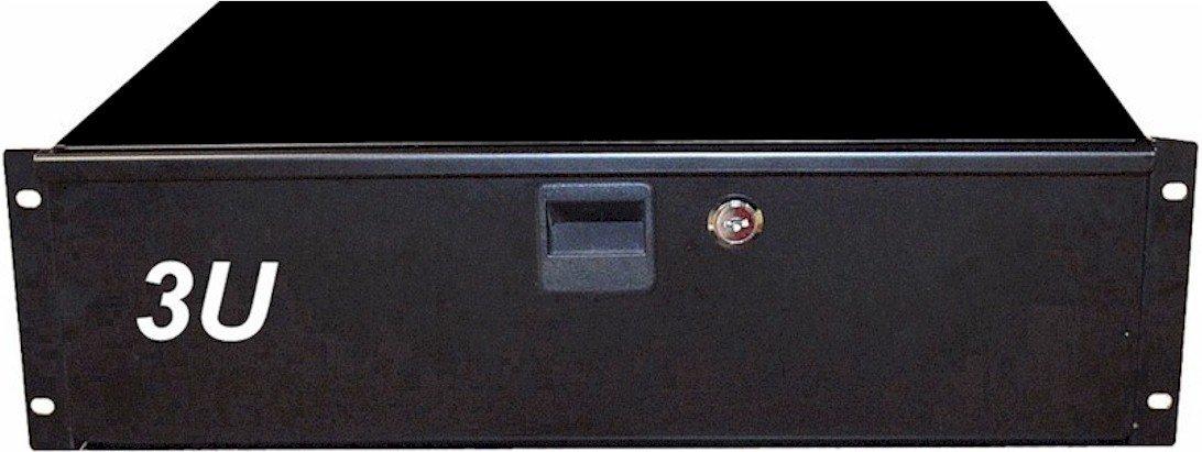 3U Steel Rack Drawer (RFDRAW3C) esacrs