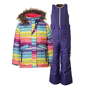 Jupa Maya 2-piece Insulated Ski Suit Toddler Girls