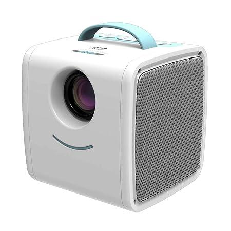 Zcthk Portátiles de vídeo proyector, Mini proyector LCD MAX 70 ...