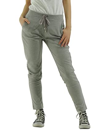 outlet store 1b70a 10e43 Liu Jo Sport pantaloni donna lace trousers sotto tuta tinta ...
