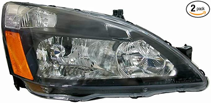 Depo 317-1605R-AS Honda Accord Passenger Side Replacement Signal Light Assembly