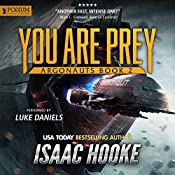 You Are Prey: Argonauts, Book 2 | Isaac Hooke