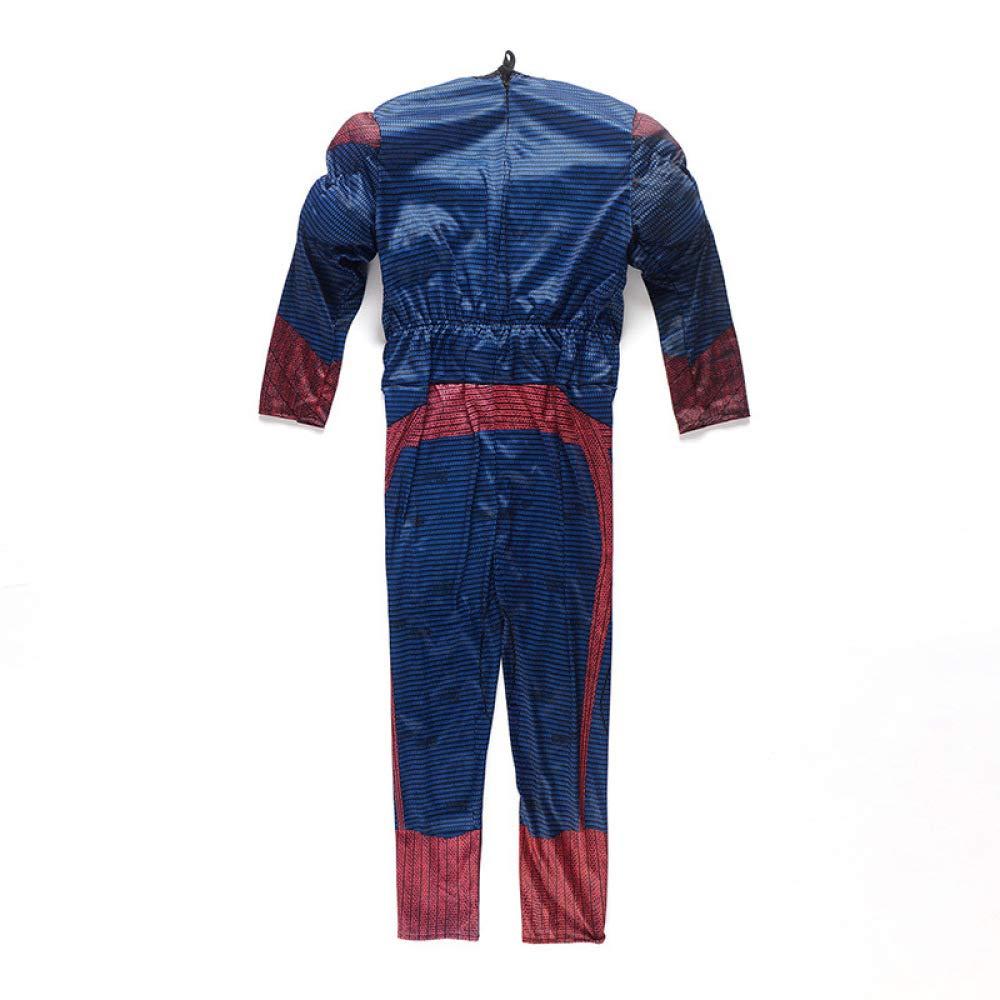 Electro Makeup Kit Spider-Man Villain Fancy Dress Halloween Costume Accessory