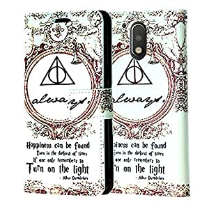 moto g4 wallet case moto g4 plus case durarmor harry potter hogwarts train ticket. Black Bedroom Furniture Sets. Home Design Ideas