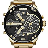 Diesel Watches Mr Daddy 2.0 Stainless Steel Watch