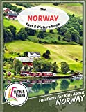The Norway Fact and Picture Book: Fun Facts for Kids About Norway (Turn and Learn)