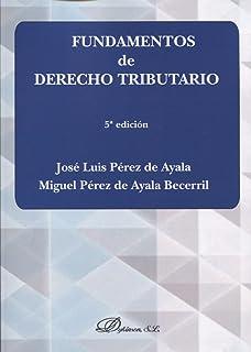 Fundamentos de derecho tributario (5ª ed. - 2017)