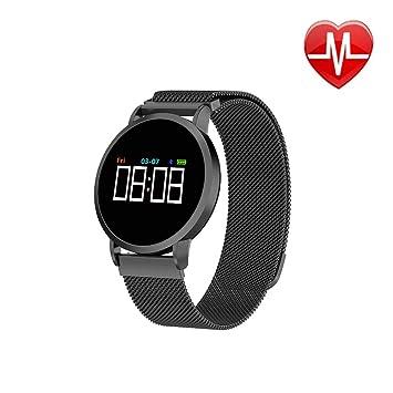 Xwly-Ft Fitness Tracker Ritmo Cardíaco Tensiómetro IP68 Impermeable Multi-Deportes Modo De Sueño