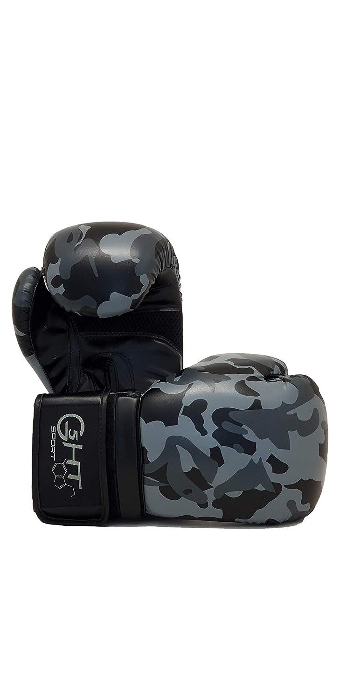 Guante de Boxeo G5-HT de Cuero sint/ético Camo Design