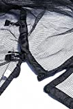 SkyBound Replacement Trampoline Nets - Choose size and style (Poles Not Included)