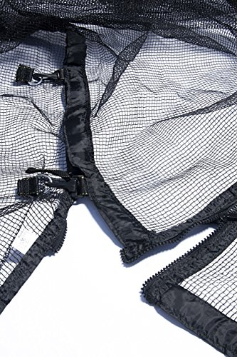 SkyBound 15 Foot Trampoline Net for Trampolines with 6 Poles and a Top Ring (Fits Bounce Pro and SportsPower) by SkyBound (Image #2)