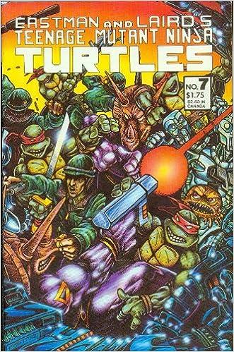 Teenage Mutant Ninja Turtles, No. 7: Kevin Eastman, Peter ...