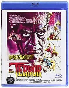 El Terror [Blu-ray]