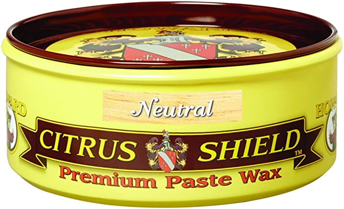The Best Dark Furniture Paste Wax