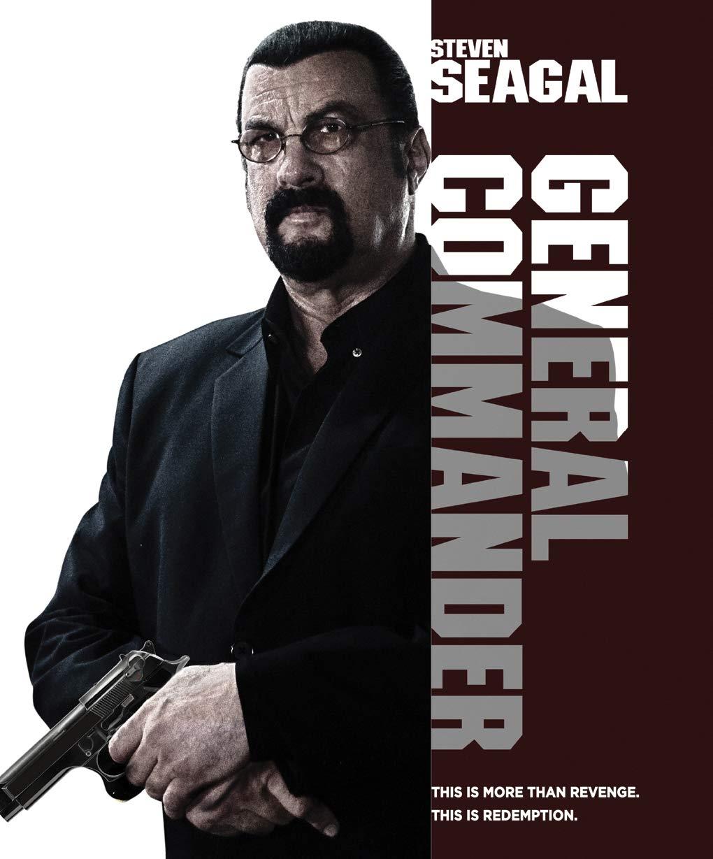 General Commander Edizione: Regno Unito Italia Blu-ray ...