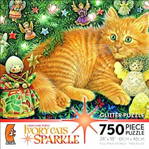 Hark The Herald Angels Sing - 750 Piece Puzzle