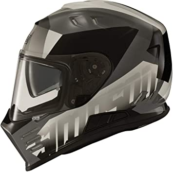 Amazon.es: Casco Moto Simpson 2019 Venom Army Blanco-Gris ...