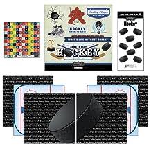 "Scrapbook Customs Go Big Hockey Themed Paper and Stickers Scrapbook Kit, 12"" x 12"""